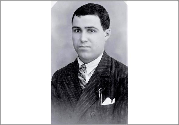 José Maria Fernandes, sacristão da Igreja de Santa Maria da Graça, a atual Sé da Diocese de Setúbal - Capeia Arraiana