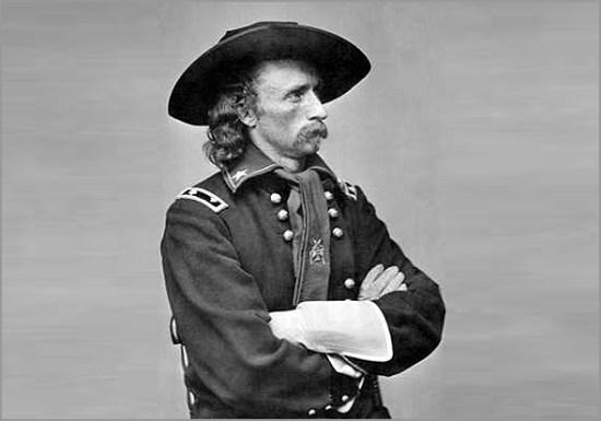 General George Custer - Capeia Arraiana