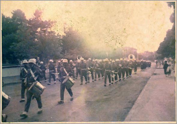 Desfile de tropas turcas junto de Edirn - Capeia Arraiana