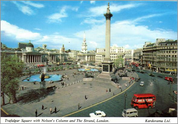 Londres - Capeia Arraiana