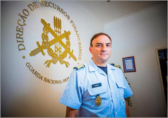 Coronel António Bogas (Foto: Reinaldo Rodrigues/Global Imagens)