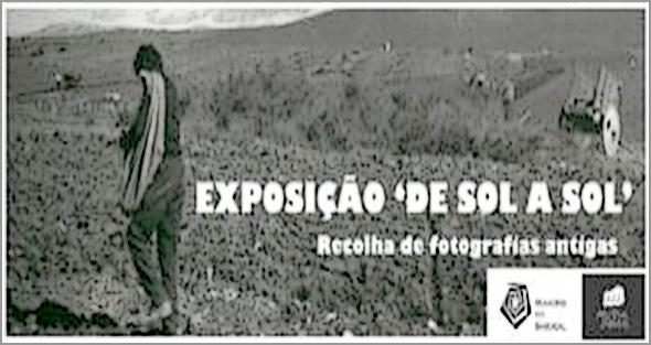 No Museu do Sabugal - Exposição fotográfica «De sol a sol» - Recolha de fotografias antigas
