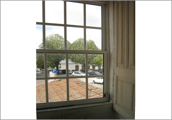 Velha e saudosa janela
