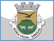 Brasão de Aldeia Velha no concelho do Sabugal