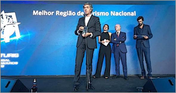 Turismo Centro de Portugal eleita a melhor região de turismo do país