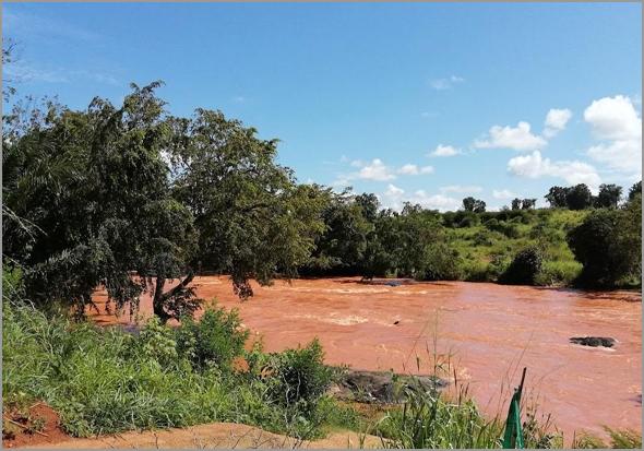 Erosão hídrica