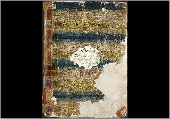 Arquivo Nacional da Torre do Tombo, Registos de Batismos de Sortelha