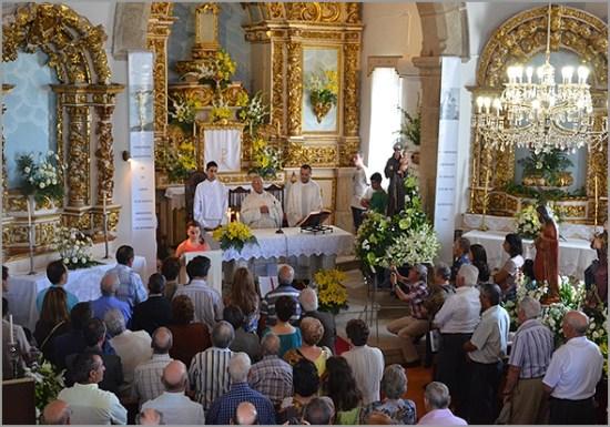Igreja do Casteleiro (Foto: «Viver Casteleiro»)