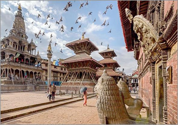 templo de Patan