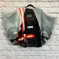 Child Hospital Gift Fleece Poncho Cape Star Wars™ The Force Awakens