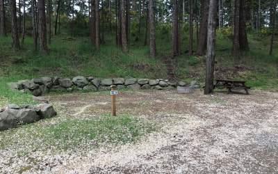 Tent Site 3