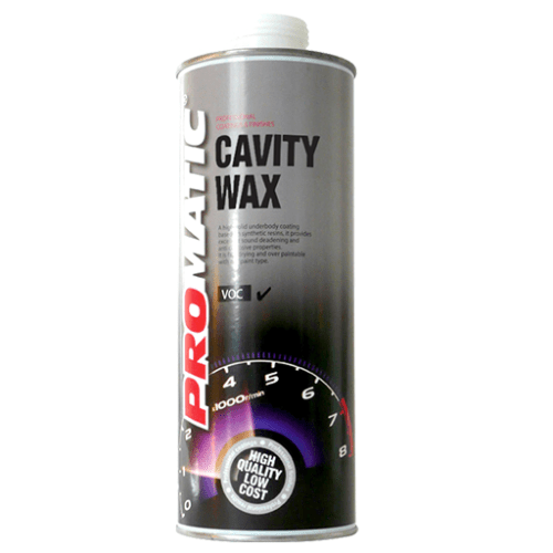 PROMATIC-CAVITY WAX (CLEAR) (1LT)
