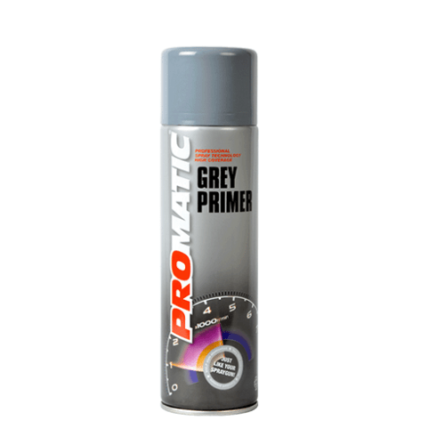 PROMATIC GREY PRIMER AEROSOL (500ML)