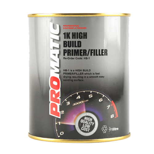 PROMATIC-1K HIGH BUILD PRIMER (GREY) 1LT
