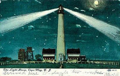 Lighthouse_Postcard