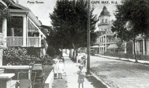 perrystreetfromnorth1910