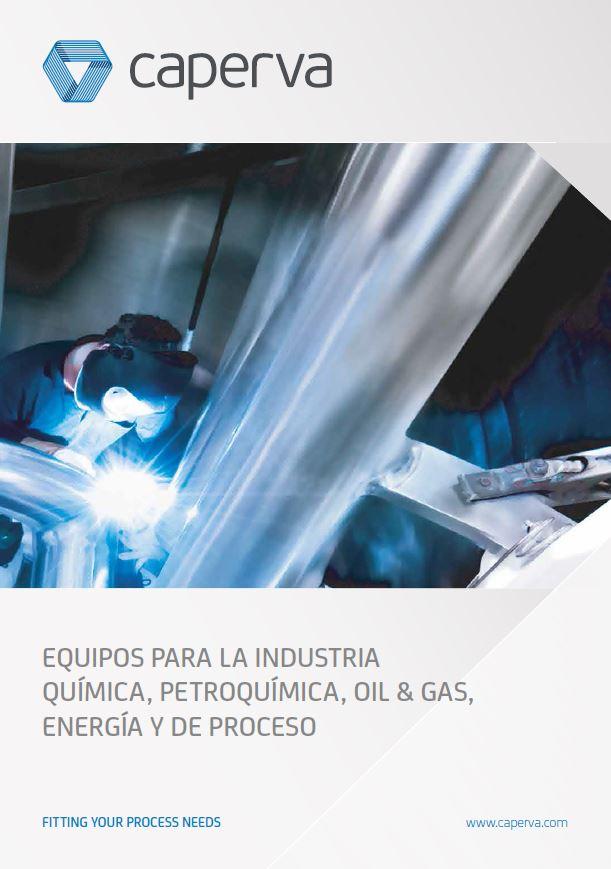 Catálogo_CAPERVA_química_petroquímica