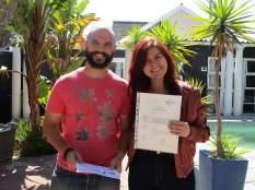 Cape Studies Student Certificate 1