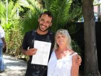 Cindy Epstein ESL Teacher at Cape Studies Language School in Cape Town Photo 8