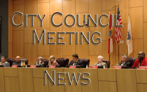 Cape Coral City Council Special Meeting on Monday ...