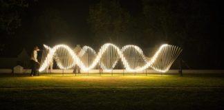 Spier Light Art