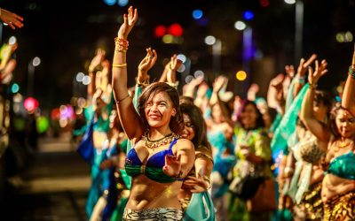 Discovering personal power through Belly dancing