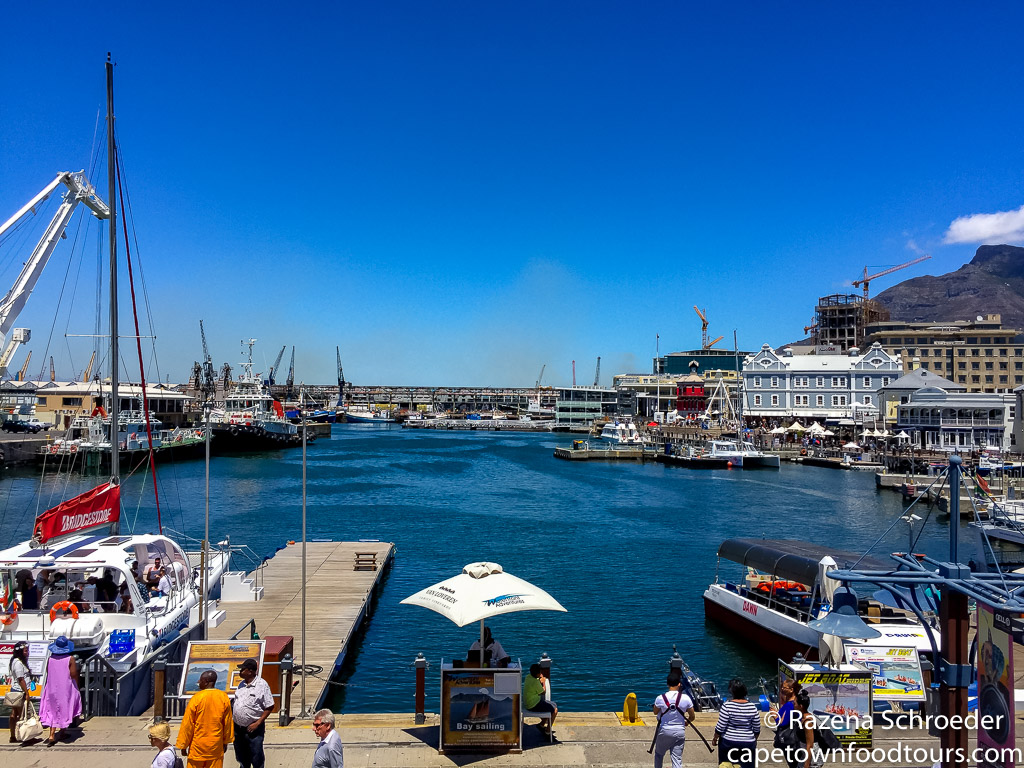 V&A Waterfront seaside