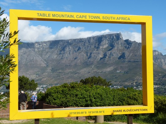 Table Mountain (Image: Supplied)