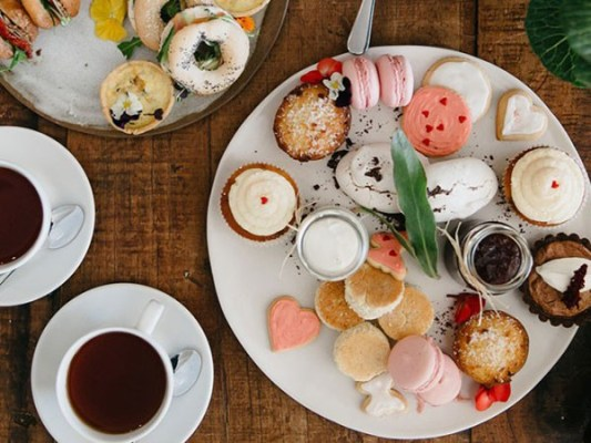 Spier High Tea (Image: Supplied)