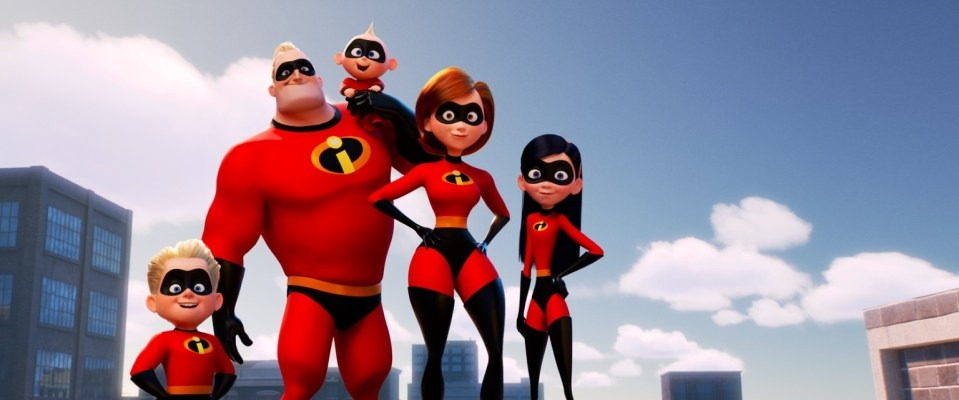 The Incredibles 2 (Image: Supplied)
