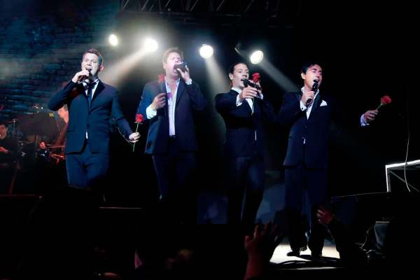 Il Divo (Image: Supplied)