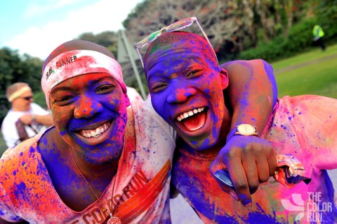 The Colour Run (Image: Supplied)