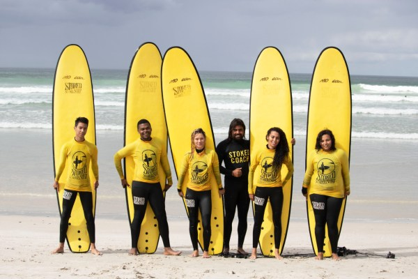Stoked Surfing (Image: Supplied)