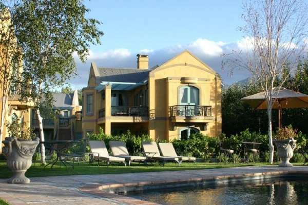 Franschhoek Country House (Image: Supplied)