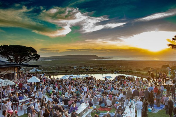 Cape Point Vineyards Christmas Concert (Image: Supplied)