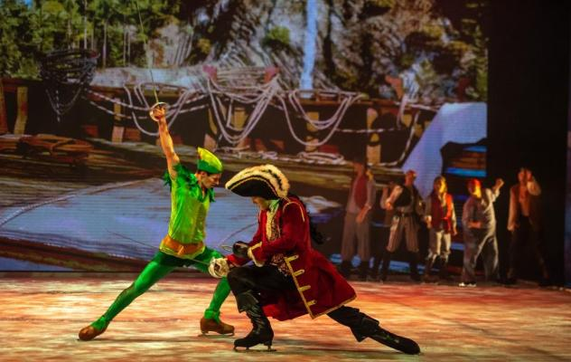 Peter Pan on Ice (Image: Supplied)