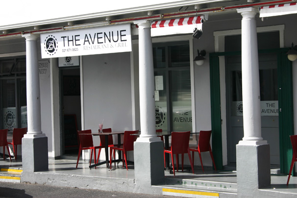 Cape Town Vegan Avenue Restaurant and Grill