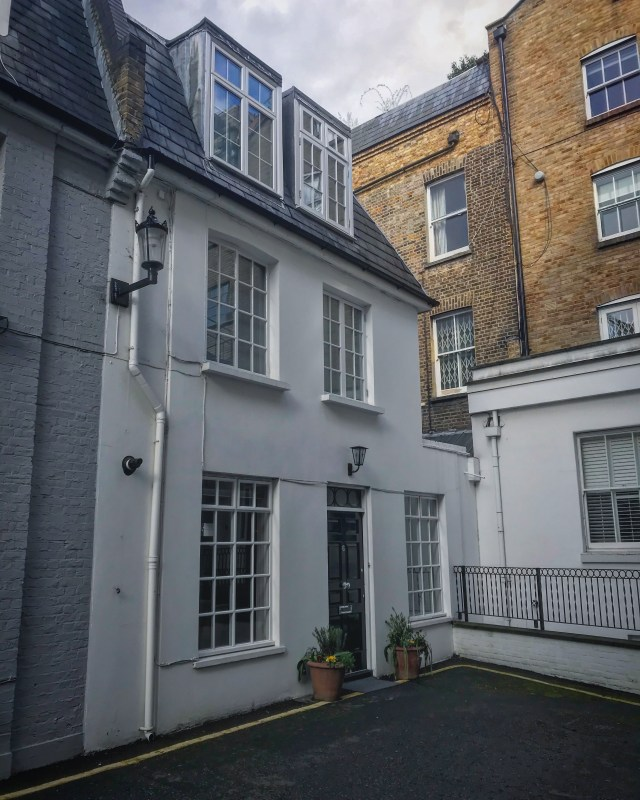 airbnb london cape town vegan