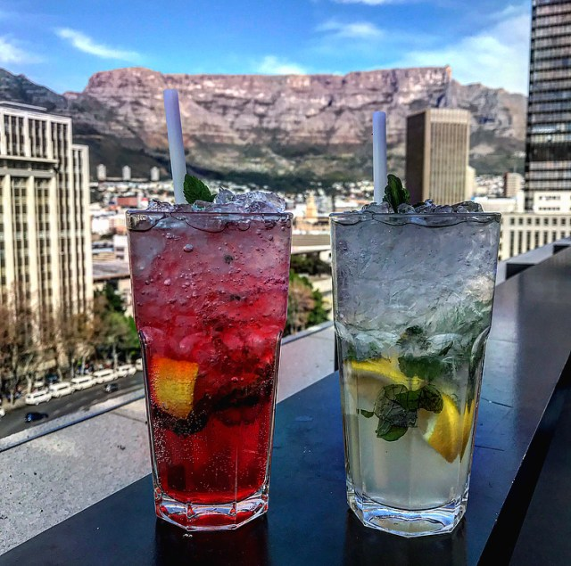 harald's bar & terrace park inn by raddison cape town vegan