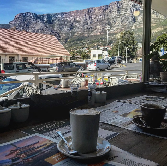 the deli coffee co cape town vegan