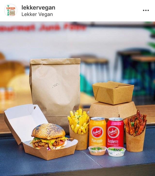 lekker vegan cape town vegan
