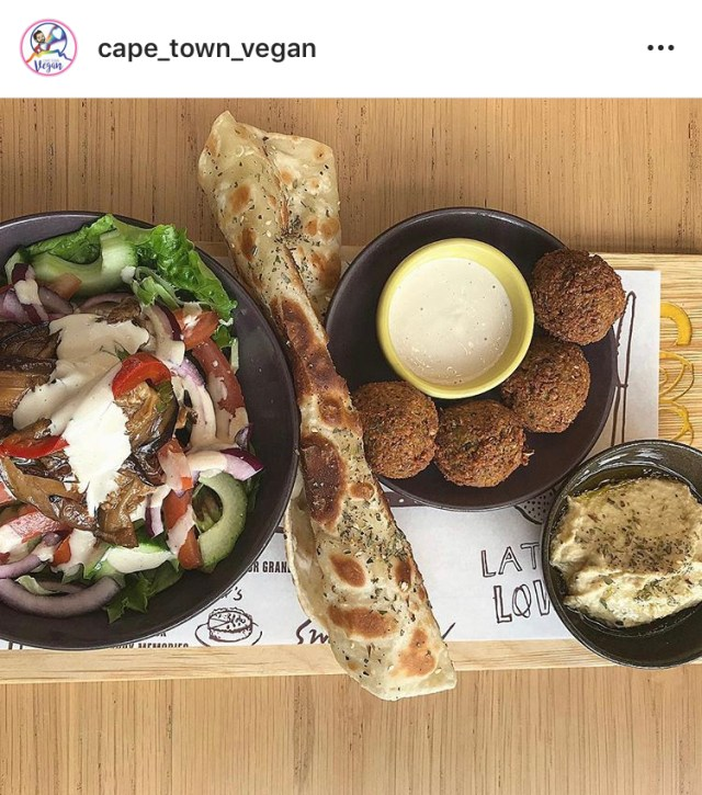cape town vegan cooked