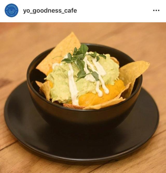 cape town vegan yo goodness café