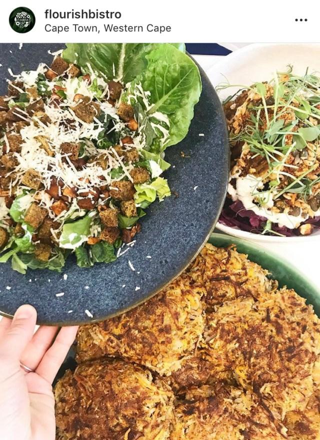 cape town vegan flourish bistro