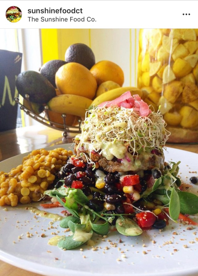 cape town vegan sunshine food co.