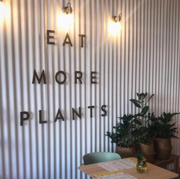 lexi's eatery cape town vegan