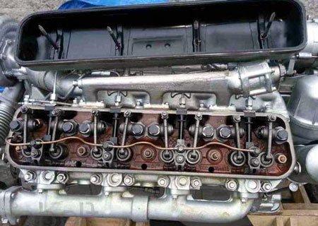 Двигатель ЯМЗ-238: Регулировка клапанов - Ремонт Своими Руками
