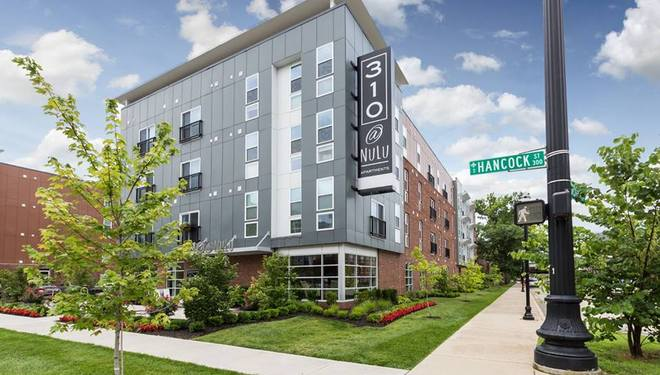 Apartments For In Louisville Ky 310 At Nulu