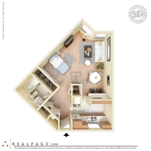 Studio  1   2 Bedroom Apartments for Rent Hayward  CA Studio  1   2 Bedroom Floor Plans