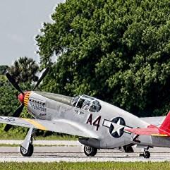 P51 - Tuskegee Airmen